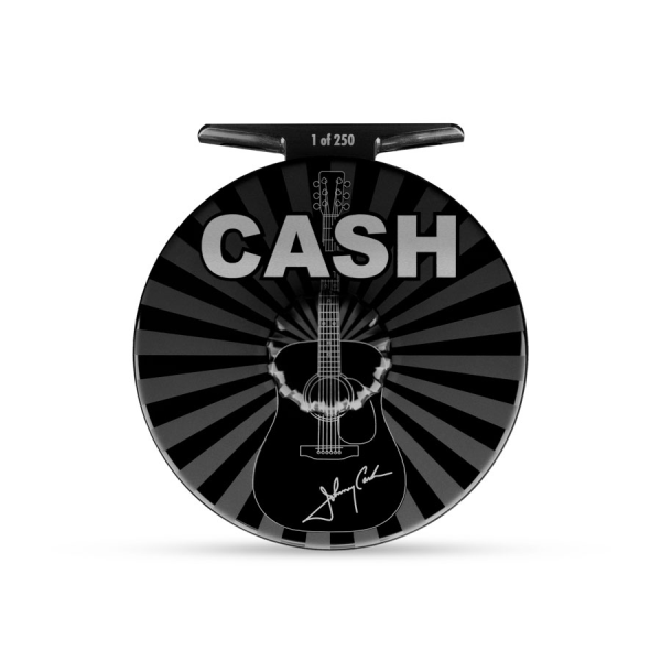 Abel Johnny Cash Fly Reel 1