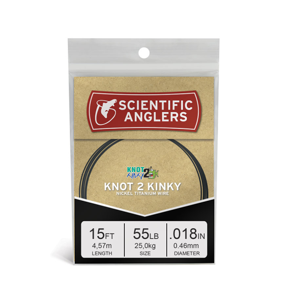 Scientific Anglers Knot 2 Kinky Wire