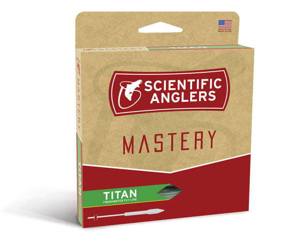 Scientific Anglers Mastery Titan Fly Line for Sale
