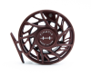 Hatch Gen 2 Finatic Fly Reel Custom Shop Oxblood In Stock For Sale
