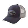 Patagonia Fitz Roy Bear Trucker Hat Fly Fishing Gear