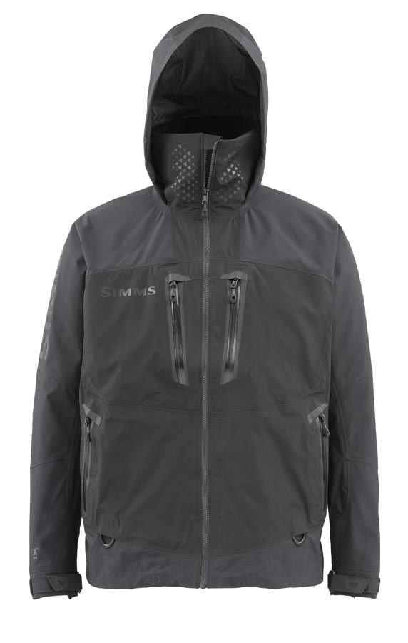 Simms ProDry Jacket Black