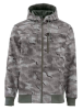 Simms Rogue Fleece Hoody Hex Camo