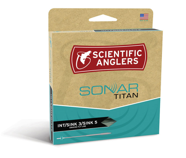 Scientific Anglers Sonar Titan Int/3/5 Fly Line for Sale