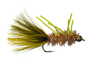 Tequeely Smallmouth Bass Fly