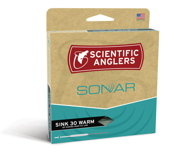 Scientific Anglers Sonar Sink 30 Warm Fly Line for Sale