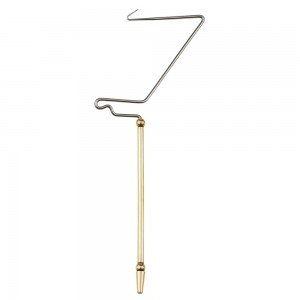 Dr Slick Whip Finisher 6 Brass