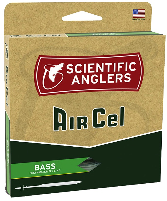 Scientific Anglers AirCel Bass Fly Line Box