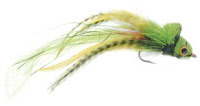 Umpqua Pike Fly Frog