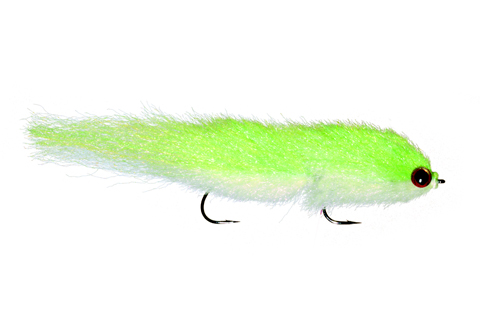 Pike Fly Dirty Little Secret Bright Green
