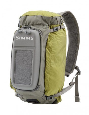 Simms Waypoints Sling Large Army Green