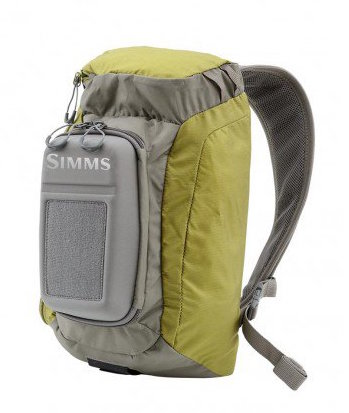 Simms Waypoints Sling Small Army Green