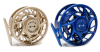 Hatch Limited Edition Bead Blasted Finatic Fly Reels