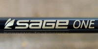 Sage One Fly Rods