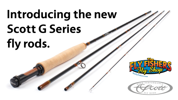 Scott G Series Fly Rods