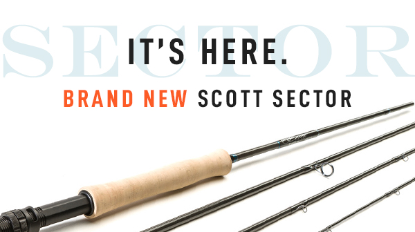 Brand New Scott Sector Preorder in 2019