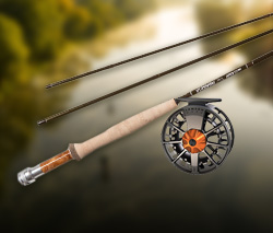 Our inventory of Fly Rods and Reels