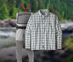 Gear & Clothing for Wading
