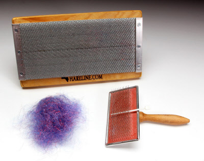 Included Materials in Hareline Custom Dubbing Kit