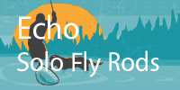 Echo Solo Fly Rods