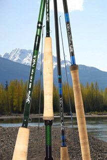 G.Loomis NRX Fly Rods