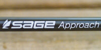 Sage Approach Fly Rods