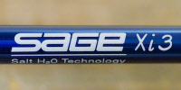Sage Xi3 Fly Rods