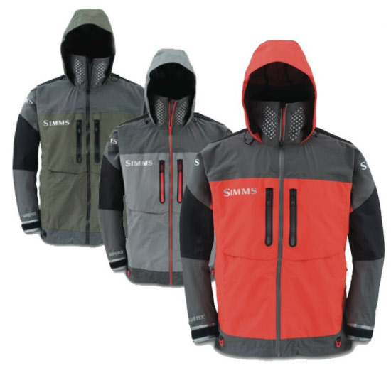Simms prodry jacket simms prodry jacket fly fishing rain for Fly fishing rain jacket