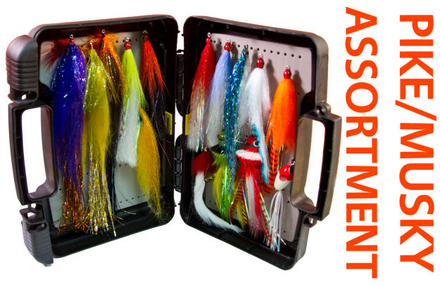 Pike Musky Assortment
